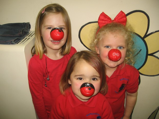 Seaford Red Noses