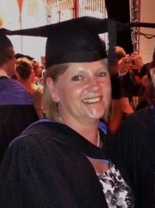 Graduate Amanda Boyd-Pain
