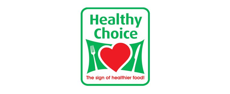 Healthy choice award