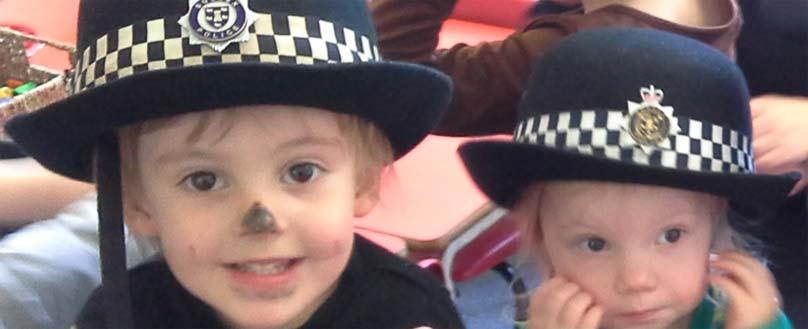 Seaford police visit