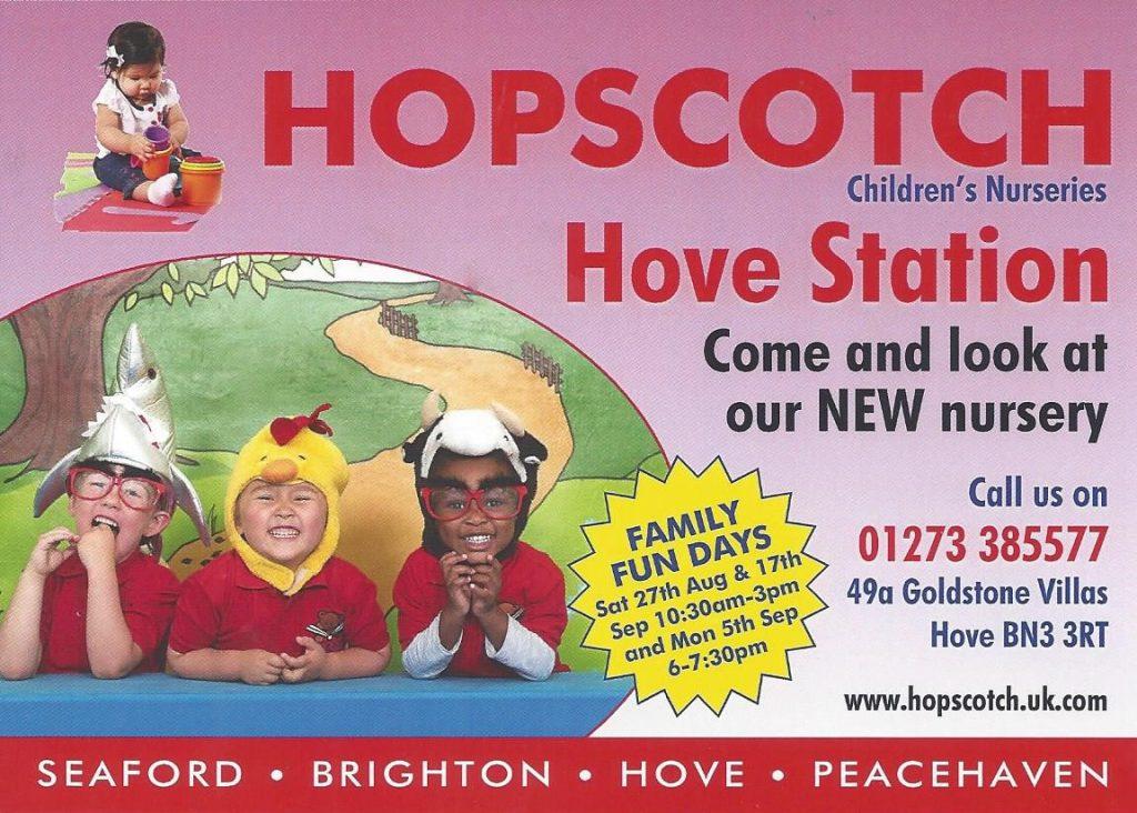 Hove Station Nursery