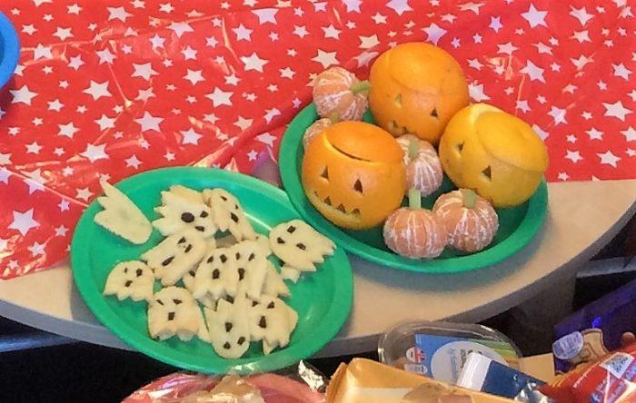 Halloween at Hopscotch